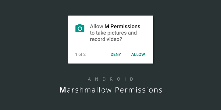 Multiple Runtime Permissions in Android Without Any Third