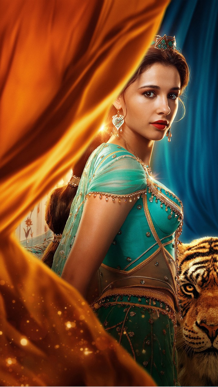 Not A Prize To Be Won Princess Jasmine And The 2019 Aladdin