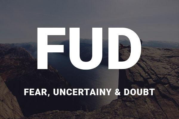 Image result for FUD