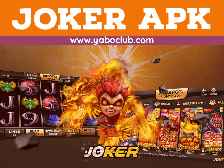 Joker123 Play Joker Apk Games That Are Also By Yabo Club Medium
