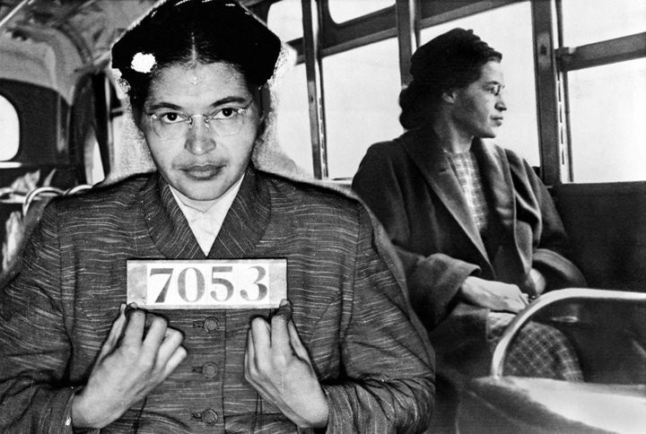 Rosa Parks, Mother of the Civil Rights Movement, Progressive Bad Ass