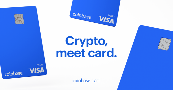 Coinbase Card launches in the US. Buy a coffee with crypto and earn up to…  | by Coinbase | The Coinbase Blog