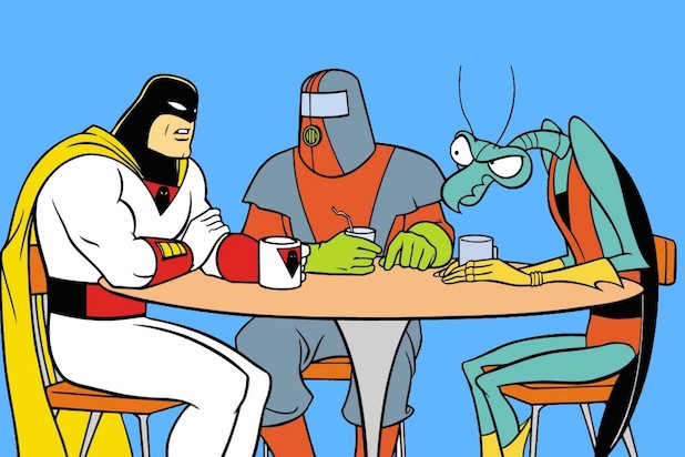 Space Ghost S C Martin Croker Was Ahead Of His Time But Just In Time