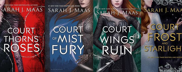 Image result for sarah j maas