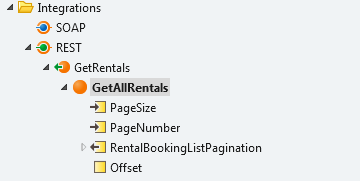 Adding SQL Server Pagination to an Outsystems REST API method