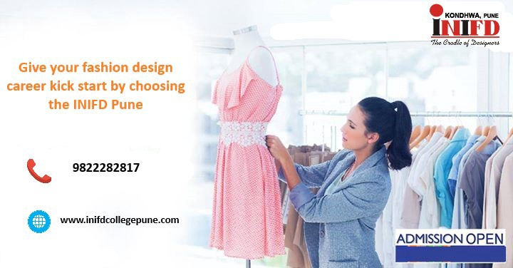 Give Your Fashion Design Career Kick Start By Choosing The Inifd Pune By Inifd College Pune Medium