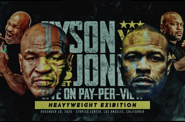 (Mike Tyson vs Roy Jones Jr.) — STREAMING EN DIRECT (1080p) | Mike Tyson vs Roy Jones Jr. Regarder 1080p