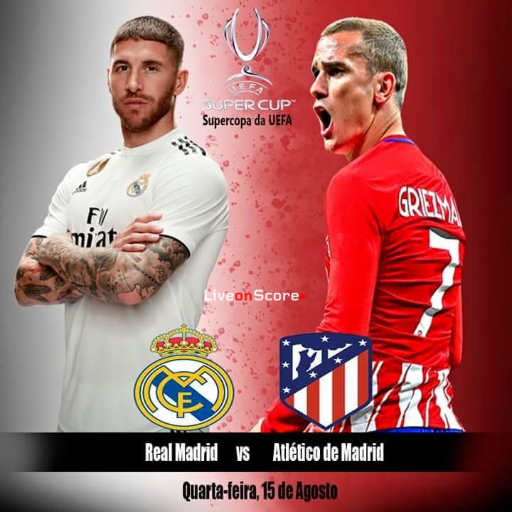 Real Madrid Vs Atletico Madrid Live Stream 2020 Football Watch