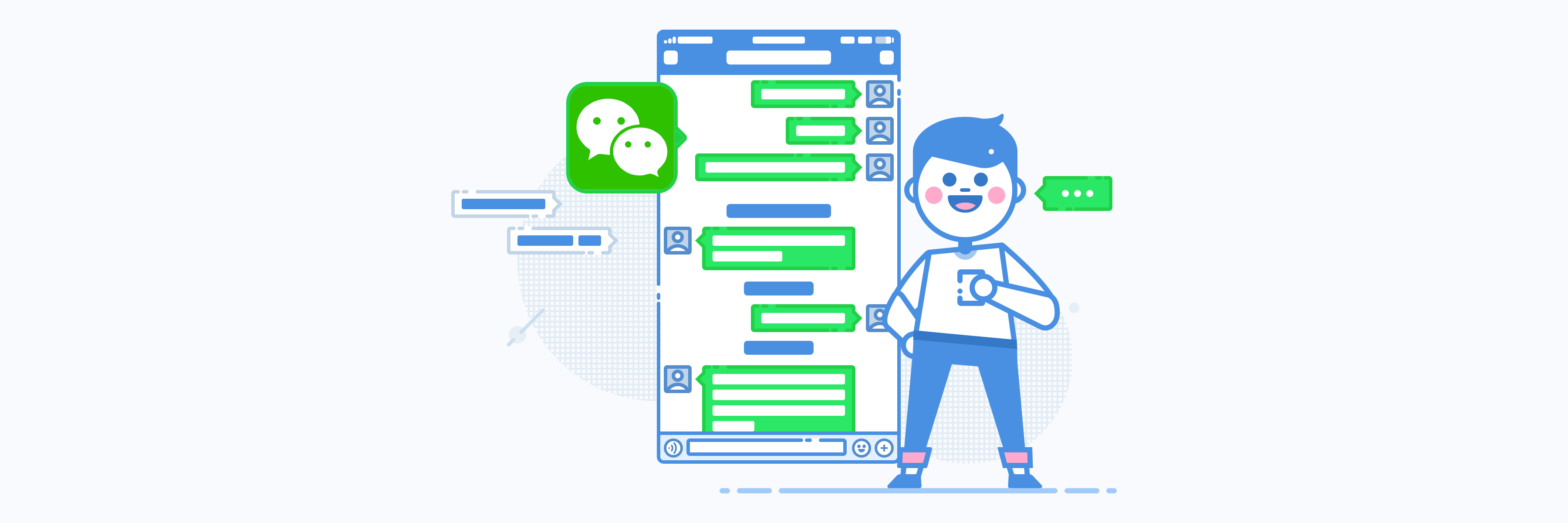 What Makes Wechat So Successful Wechat Is One Of The Most Used Apps On By Shan Shen Muzli Design Inspiration