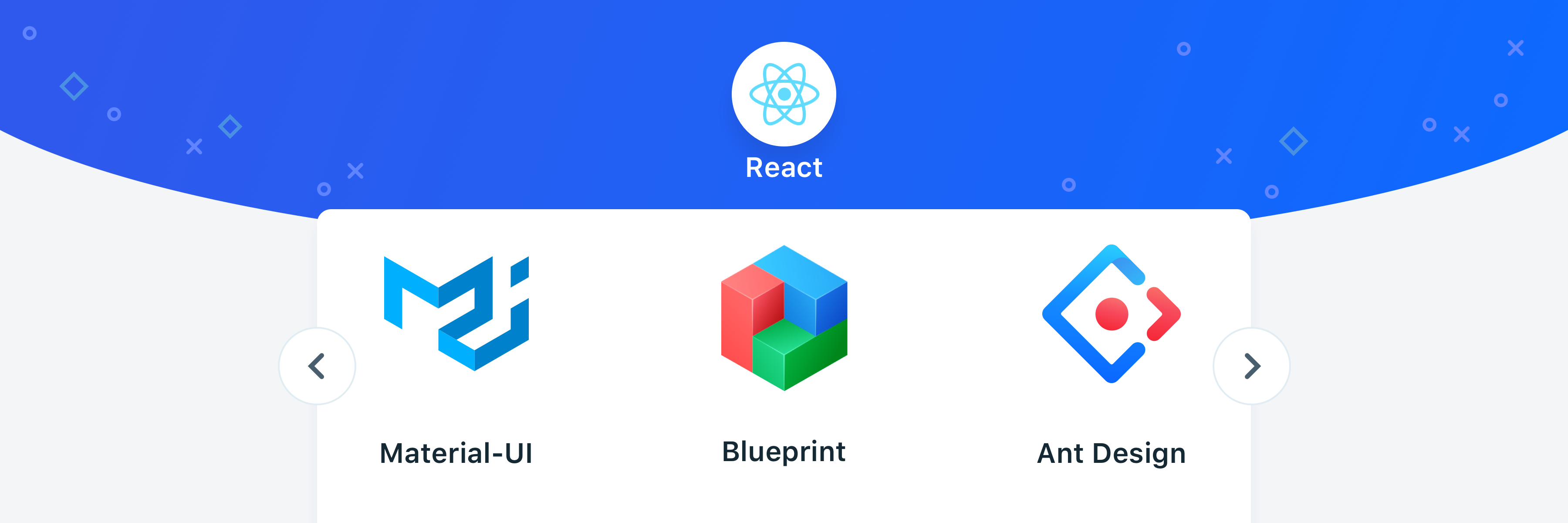 Learn from React-based design systems - UX Collective