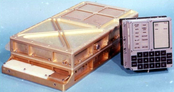 The computer that flew men to the moon