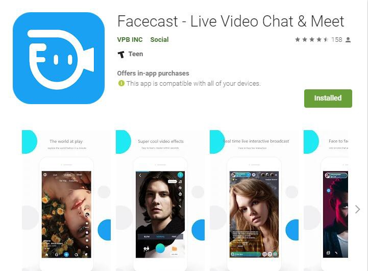 Download Facecast - Facecast - Medium