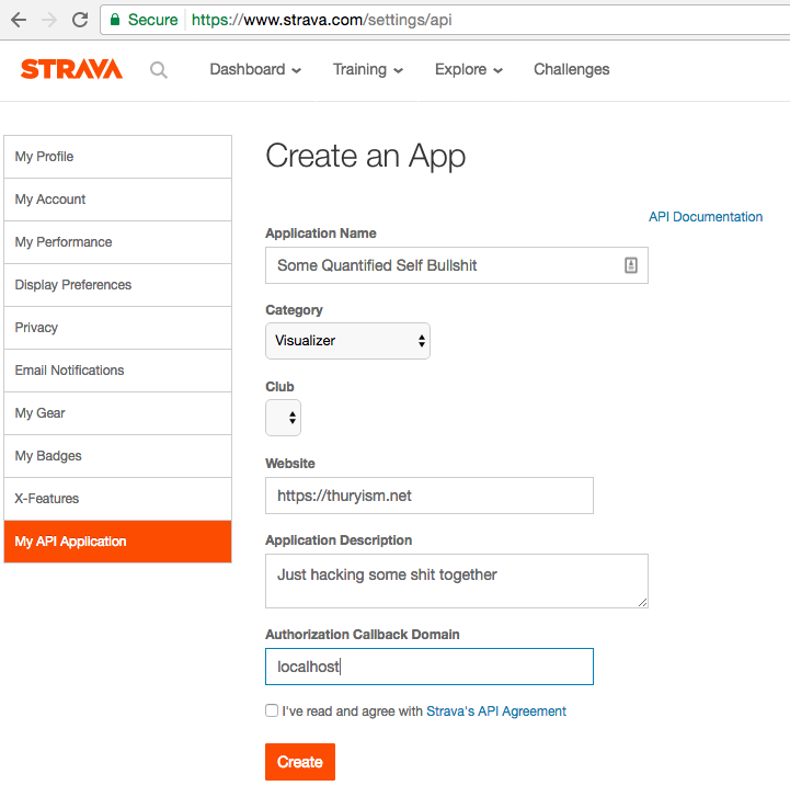 Getting Started With The Strava API: A Tutorial - Tilde Ann