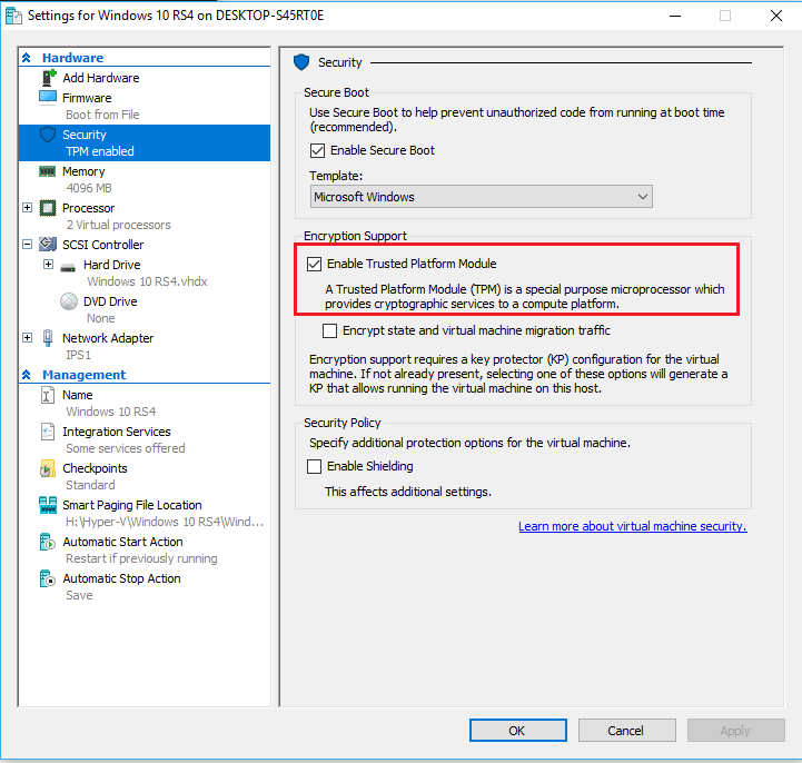 Virtual Smart Cards and password hashes in Active Directory