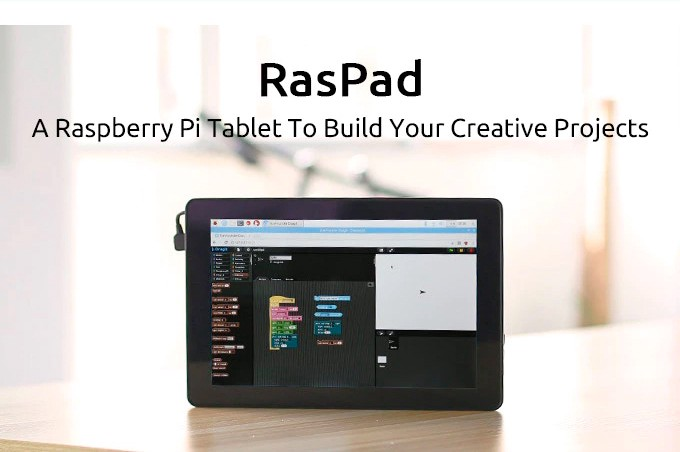 RasPad Review: Turn your Raspberry Pi Into a Tablet - By Greg Yeutter