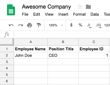 Create Functional Buttons in Google Sheets - macadamScripts