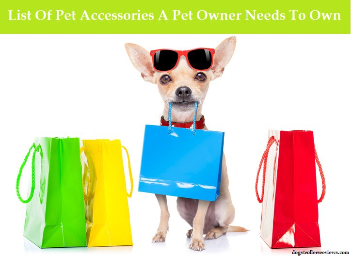 List Of Pet Accessoriesa Pet Owner Needs To Own By Dog Strollers Reviews Medium