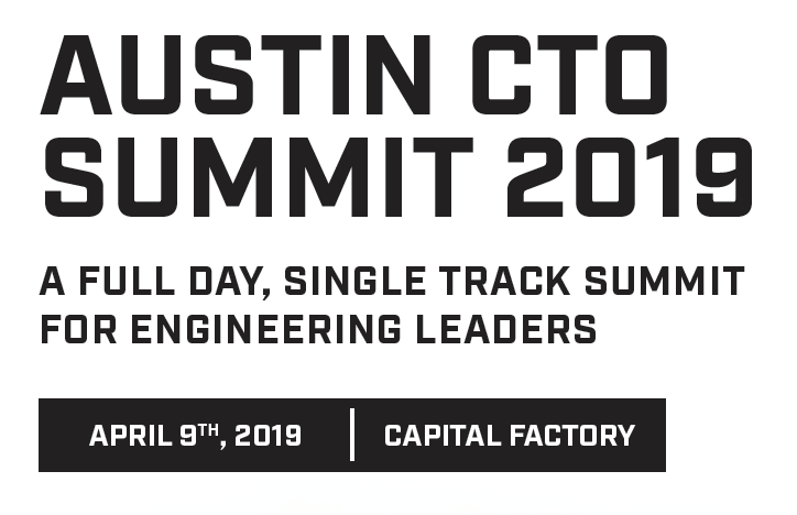 Austin CTO Summit 2019 - Voltage Control