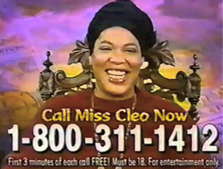 Miss Cleo Psychic Scammer In The Spirit Of April Fools Day