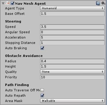 Build VR: Using Unity NavMesh for First Person Movement in VR