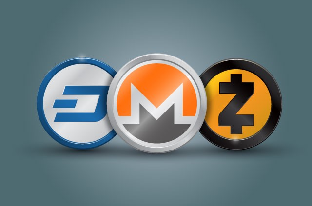 Privacy coins - cryptocurrencies
