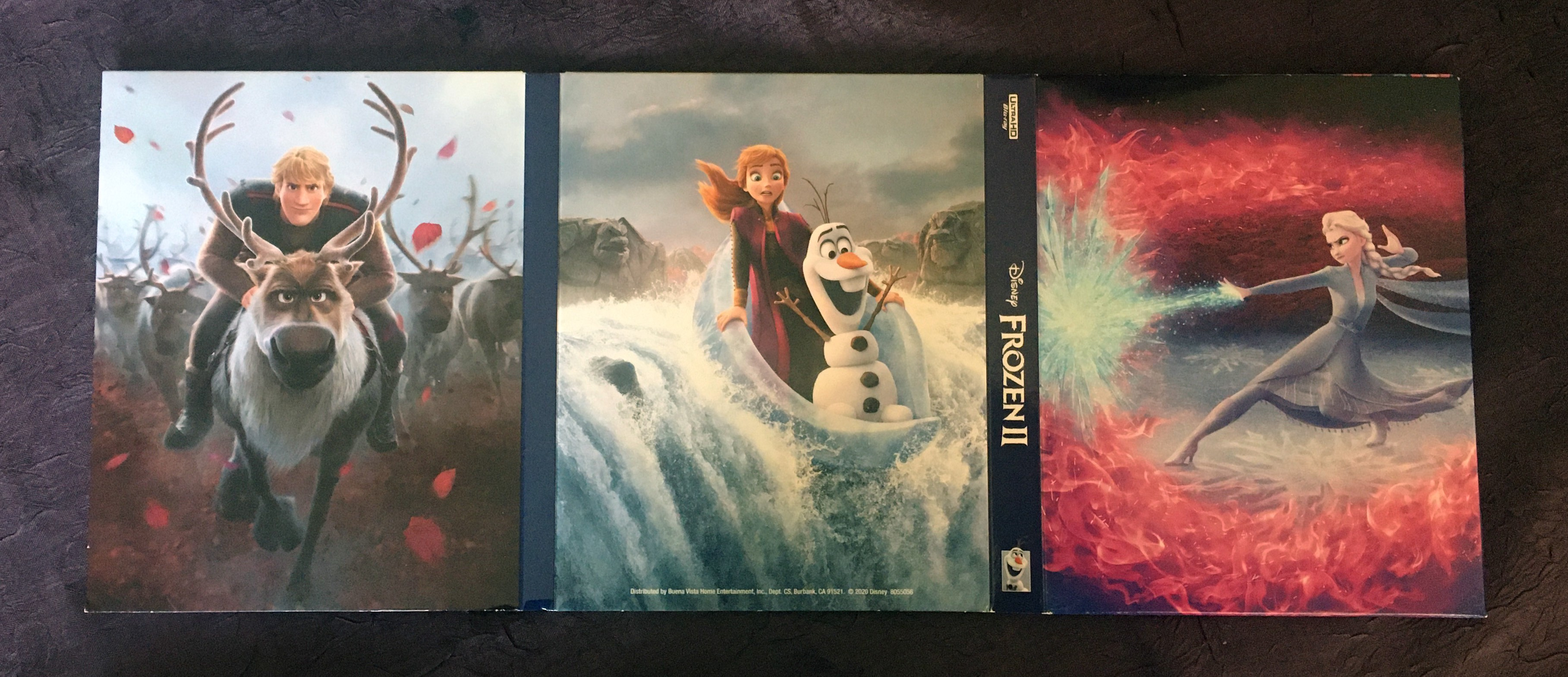Frozen Ii 4k Uhd Blu Frozen 2 Disney Movies
