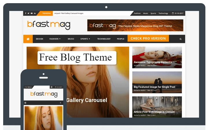 Best Free WordPress