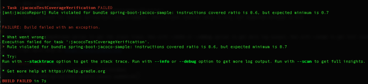 Code Coverage with Gradle and Jacoco - CodeOps - Medium