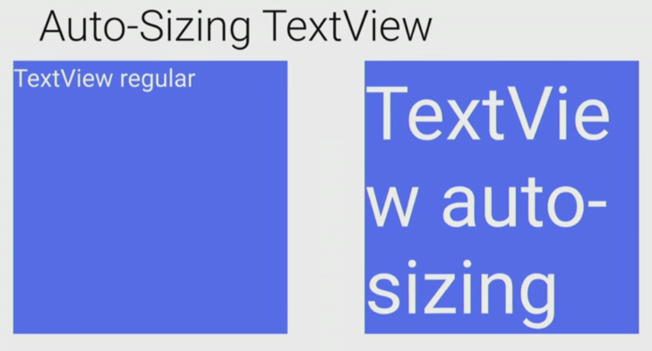 Auto-Sizing TextViews in Android - AndroidPub