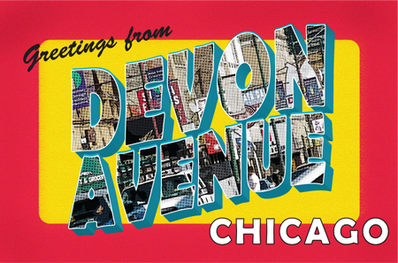 The Melding of Cultures in Rogers Park: West Devon Avenue