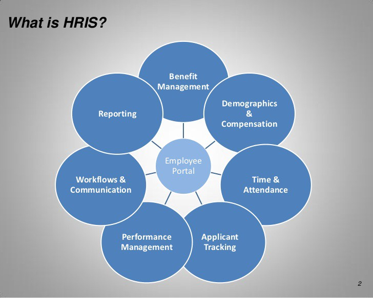 6 Components of Human Resource Information Systems (HRIS)