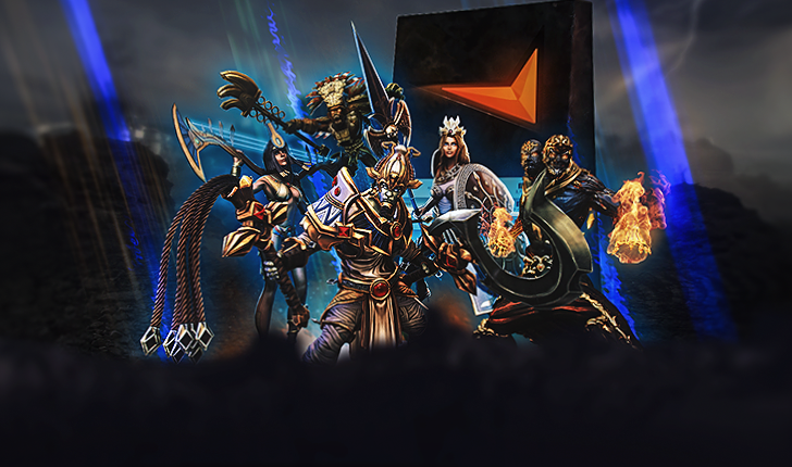 SMITE LAUNCHES ON THE FACEIT PLATFORM - FACEIT