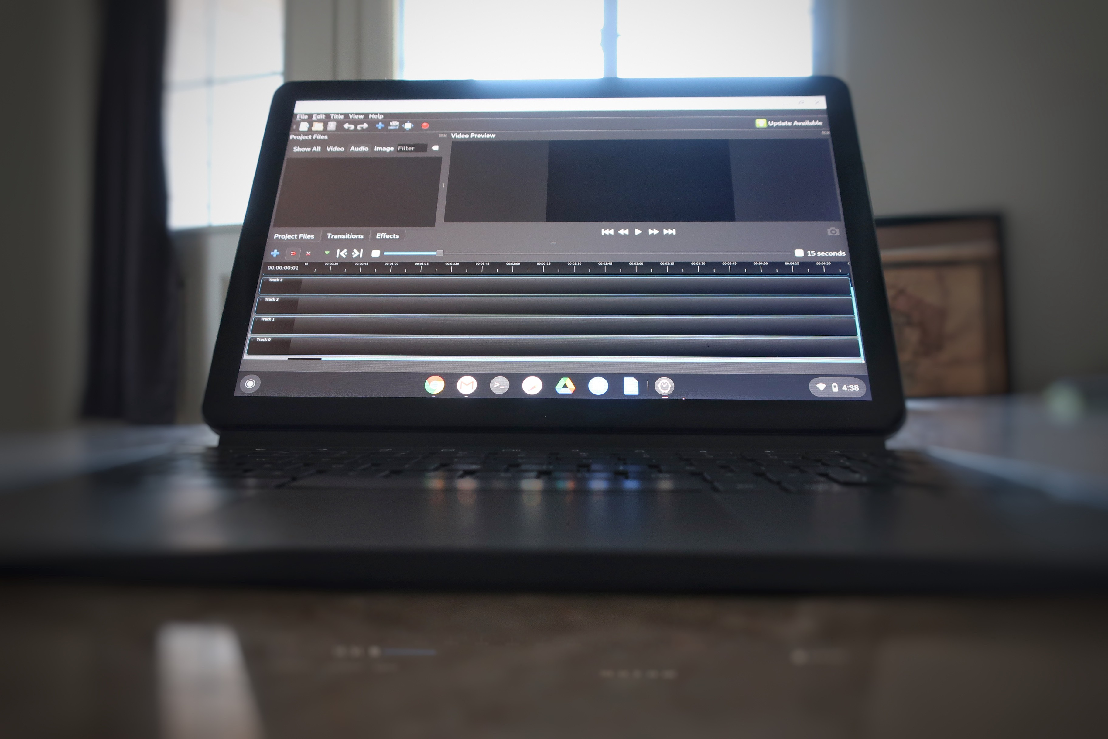 Video Editing On The Lenovo Duet Chrome O Xperts