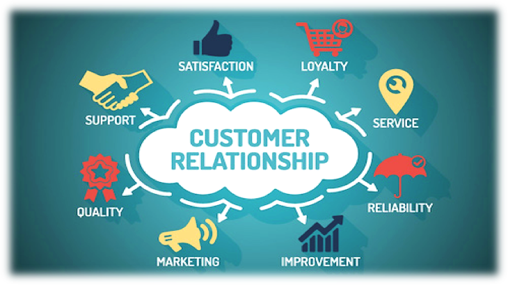 Establish A Strong And Friendly Relationship With Your Customers Rather Than Get The Check By Margo Prylypska Medium