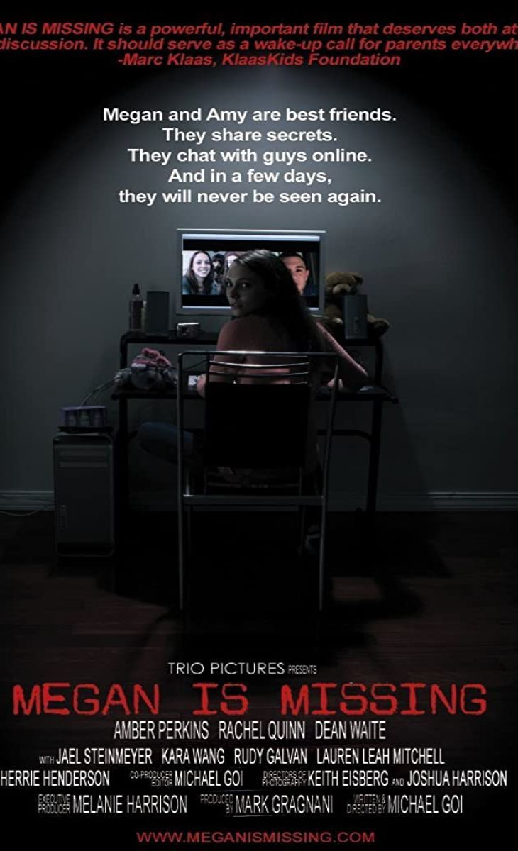 "Megan Is Missing 2011 —Full Movie"" ((ENGSUB)) 