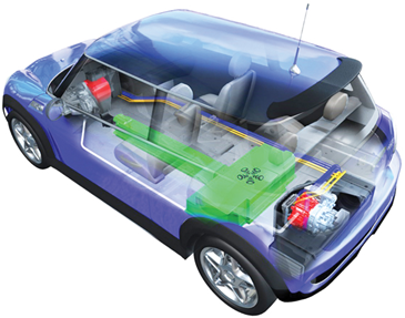 Global electric vehicle battery pack market revenue to cross