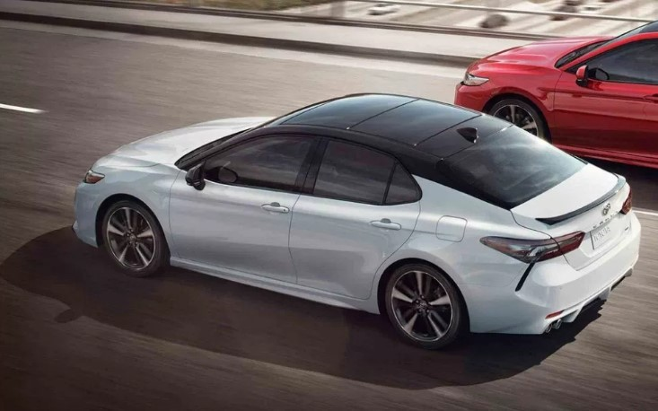 The New Design Of 2018 Toyota Camry More Physical Sports Version