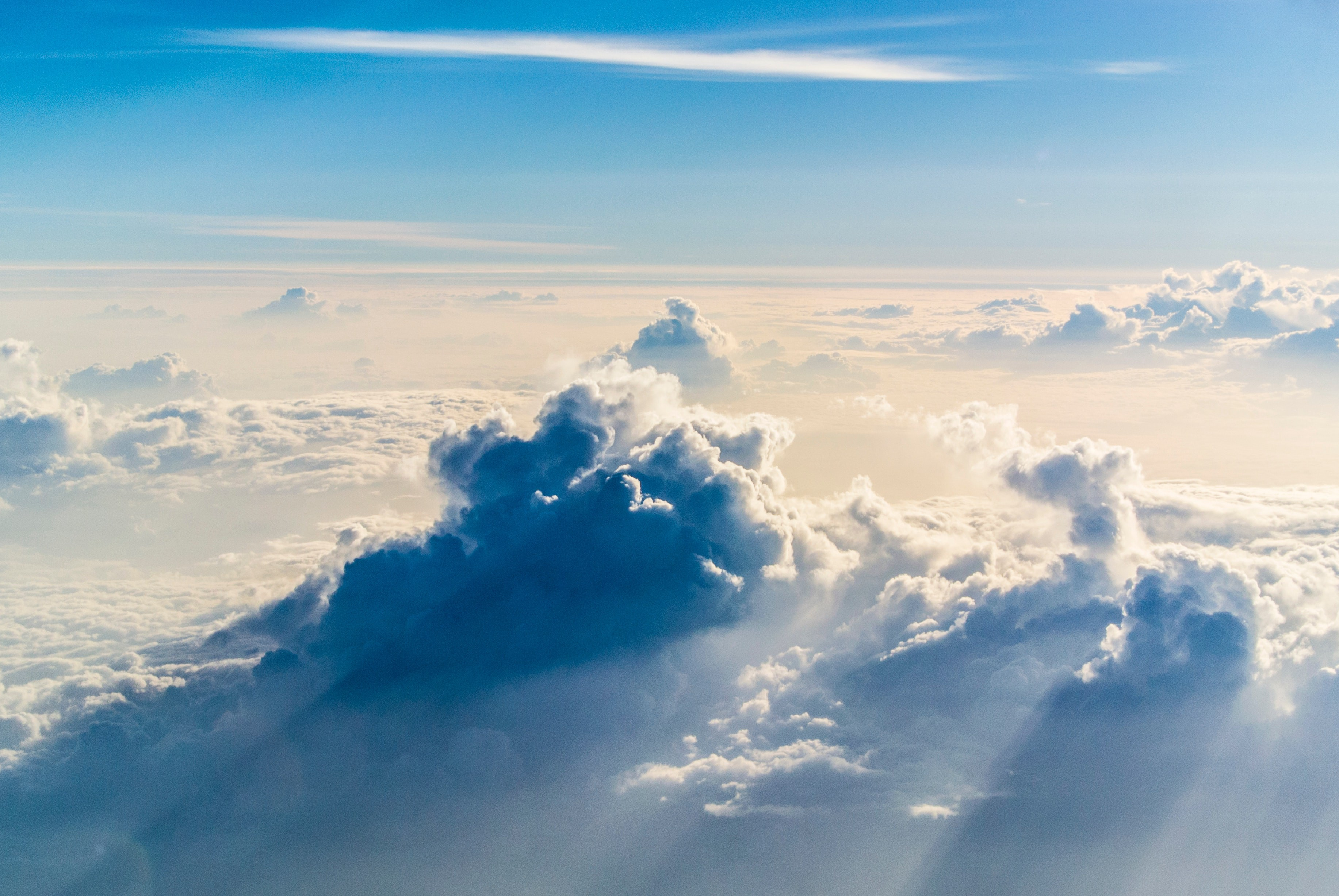 Clouds in the stratosphere