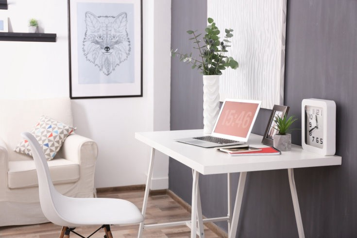 Top 10 Small Home Office Ideas Small Home Office To Furnish We Know By Eurooo Luxury Furniture Medium