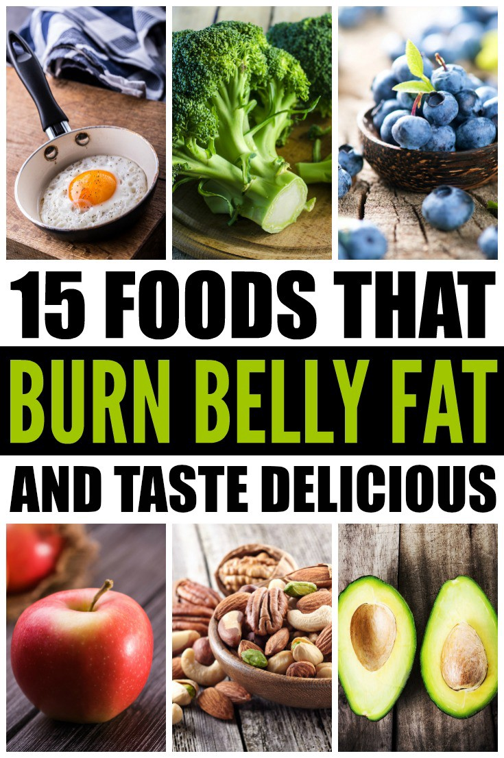 15 Foods That Burn Belly Fat By Wellness Routines Medium
