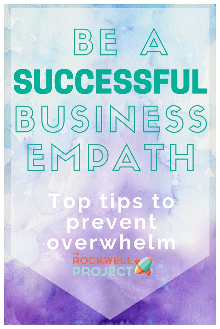 Be a SUCCESSFUL Business Empath - Florence Rockwell - Medium