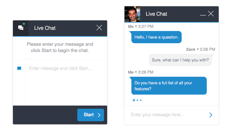 Website Chat