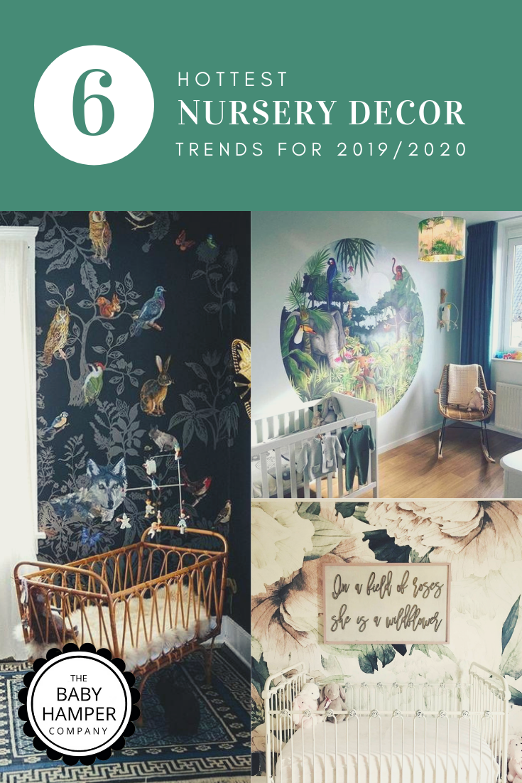 Nursery Trends 2020.Hottest Baby Nursery Decor Schemes For 2019 And 2020