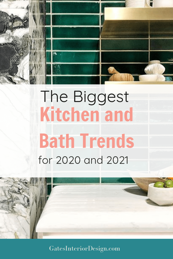 Kitchen Cabinet Trends 2020.The Biggest Kitchen And Bath Trends For 2020 And 2021