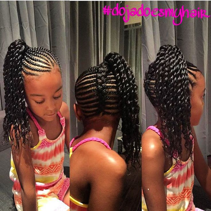Black Parents Please Stop Allowing Your Young Daughters To Wear Weave And Extensions By Samantha X Medium