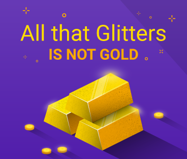 All that Glitters is not Gold. The February 2018 UPI numbers have been…   by The PhonePe Team   PhonePe