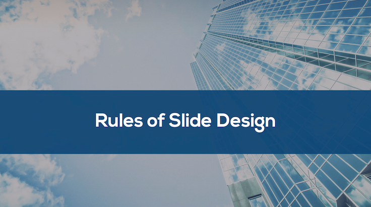 6 Simple Rules of Pitch Deck Slide Design - Pitch Like a Pro