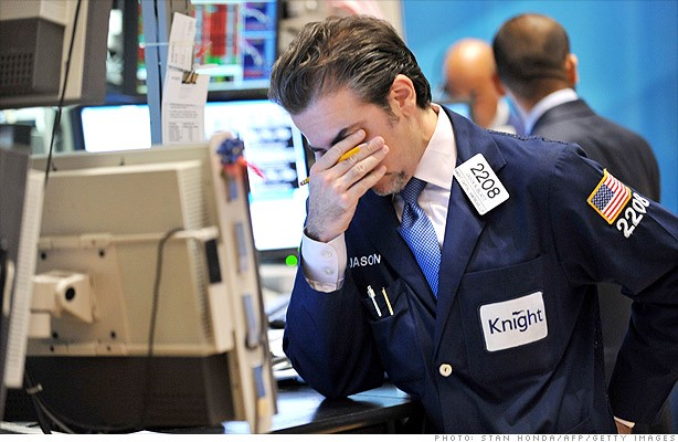 The Rise and Fall of Knight Capital — Buy High, Sell Low  Rinse and