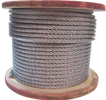 "ADVANTAGE 3/8"", 7x19 Galvanized Cable"