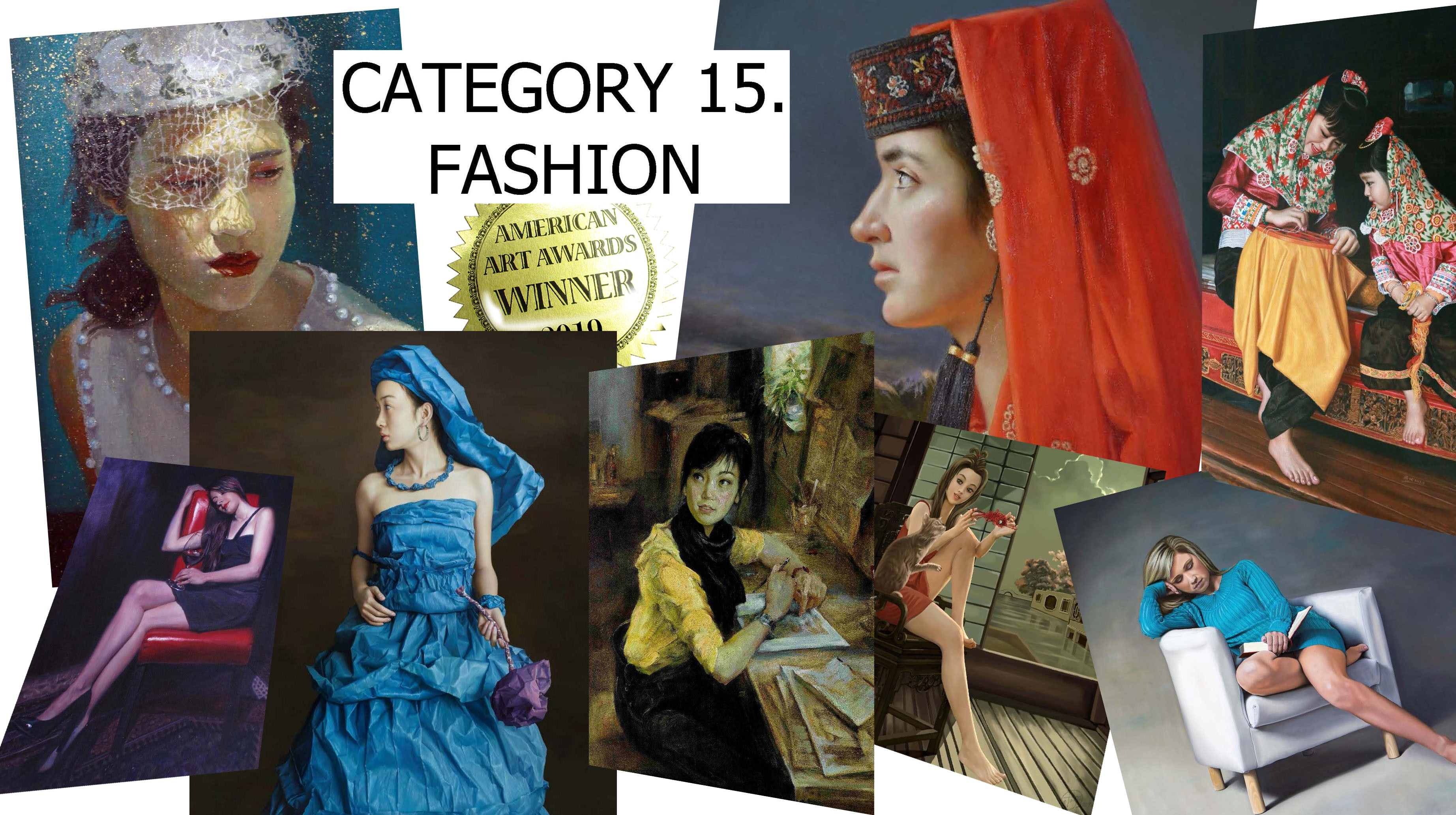 25 Best Galleries Name 2019 S Best Fashion Painters Gao Sun Zeng Zhao Arnold Yu Wang Harada Selin Mohamed By Thom Bierdz Medium
